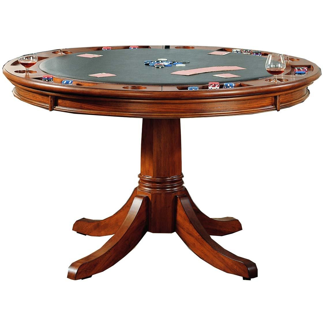 Hillsdale Park View Game Table - 4186GTB