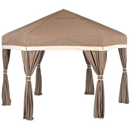 E-Z UP 13 X 13 Ft Preferred Pavilions - Luxe