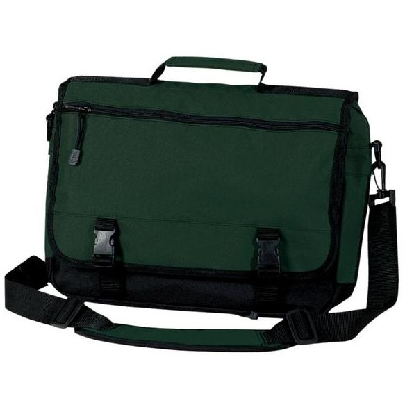 Port & Company Basic Expandable Briefcase - Hunter