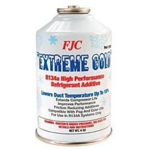 FJC EXTREME COLD R134a High Performance Refrigerant Additive