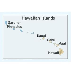 C-map Nt Na-c603 - Hawaiian Islands - C-card