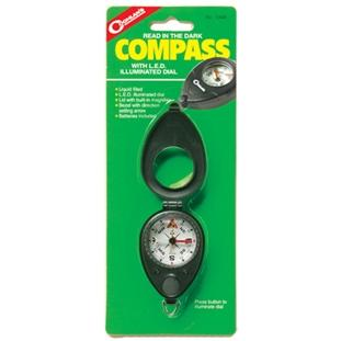 Coghlans Compass With Led Light