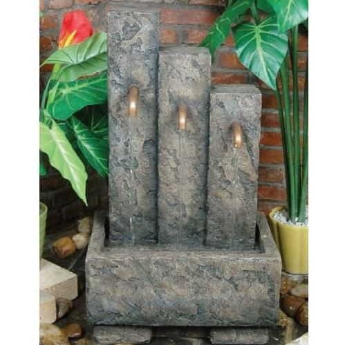 Alfresco Home Valle Fountain (With Pump)