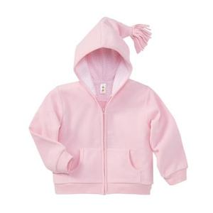 Apples & Oranges Sammi Tassle Hoodie 6-12 Month - Rosey Cheeks