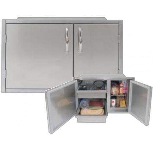 Alfresco 30 Inch Low Profile Sealed Dry Storage Pantry
