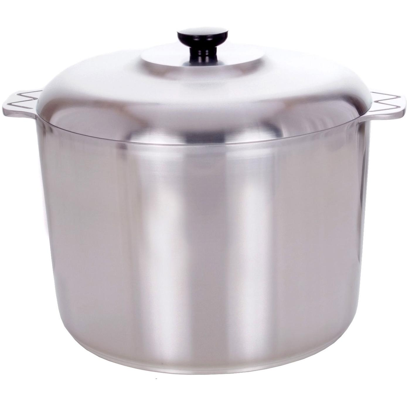 Cajun Cookware Pots 14 Quart Aluminum Stock Pot