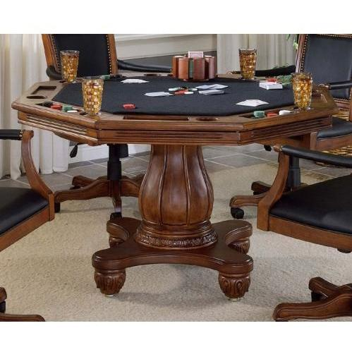 Hillsdale Kingston Game Table - Light Cherry - 6004GTB