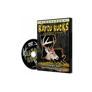 Bayou Bucks Hunting Documentary Dvd