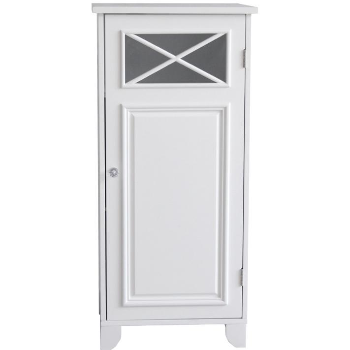 Elegant Home Fashions Dawson Floor Cabinet With One Door 6834