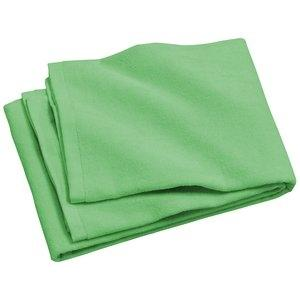 Port & Company Beach Towel - Bright Lime