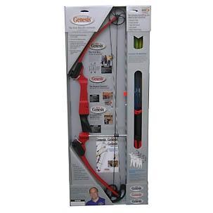 Genesis Original Bow Left Handed Red Kit