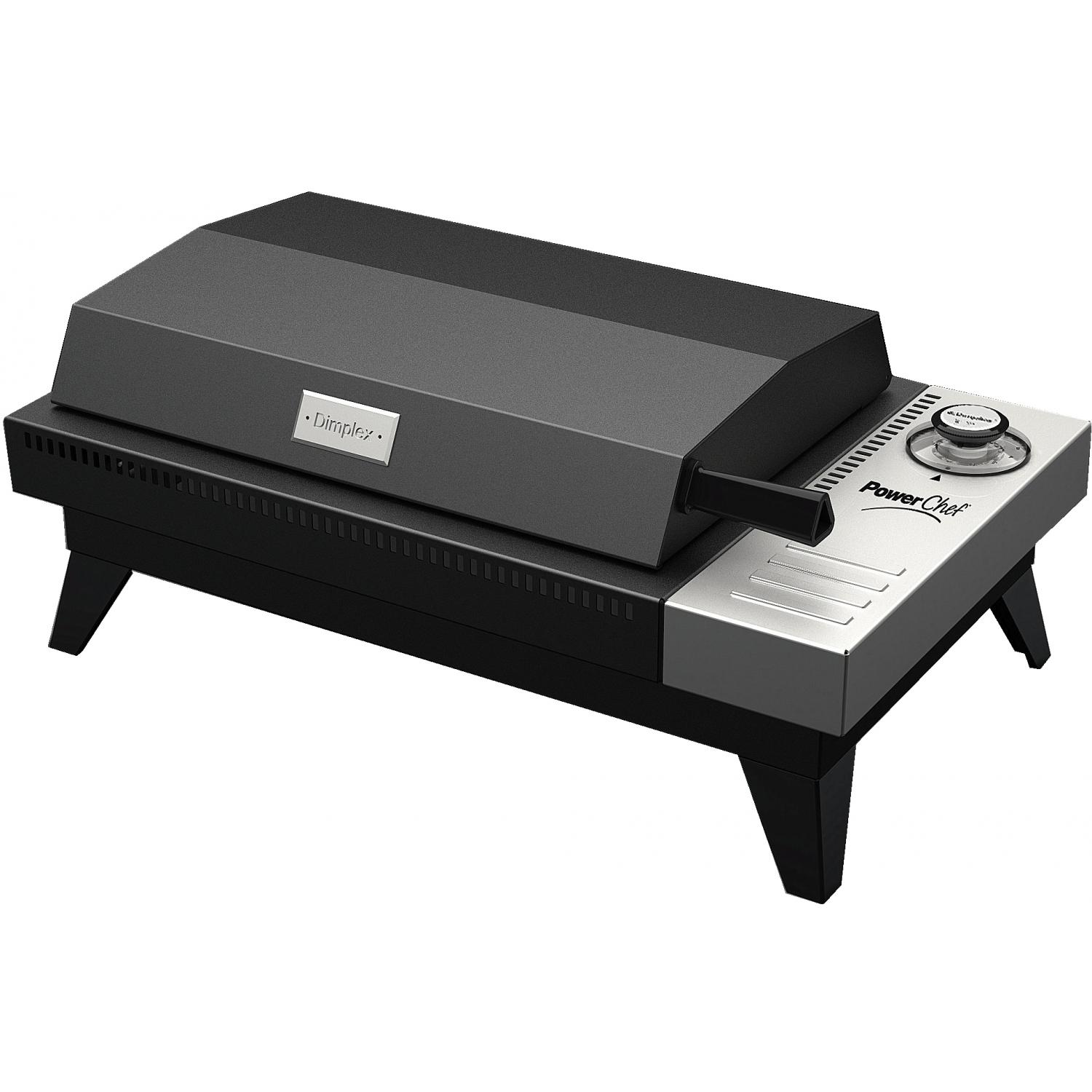 Dimplex PBQ120METRO 25-Inch PowerChef Metro Tabletop Electric Grill - Manual Control