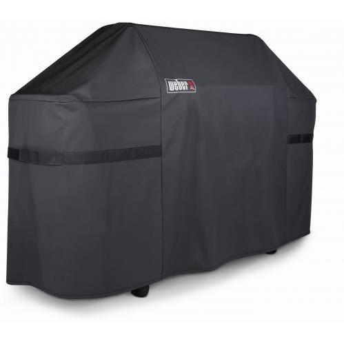Weber Grill Cover 7554 Premium Cover For Summit E-400 Or S-400 Series Grills