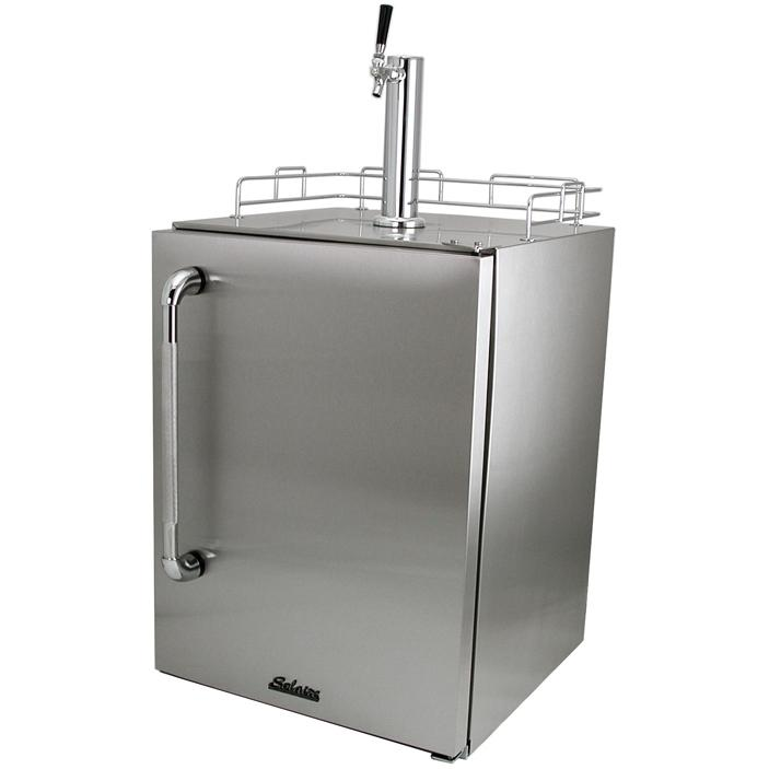 Solaire 5.3 Cu. Ft. Refrigerated Beer Dispenser - Stainless Steel - Sol-sbc-490-os at Sears.com
