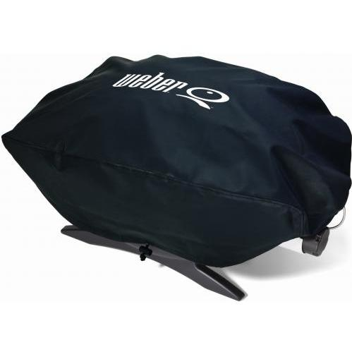Weber Q 6550 Vinyl Grill Cover For Baby Q And Q100 Grills