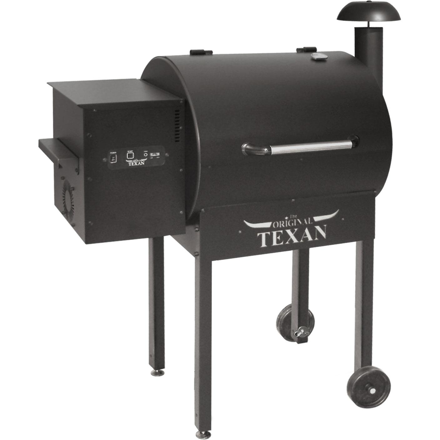 The Original Texan OT420 Wood Pellet Smoker Grill