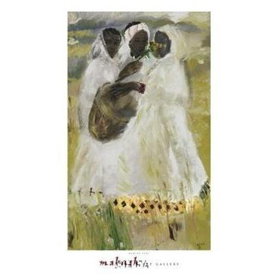 Meskel Flowers Poster Print