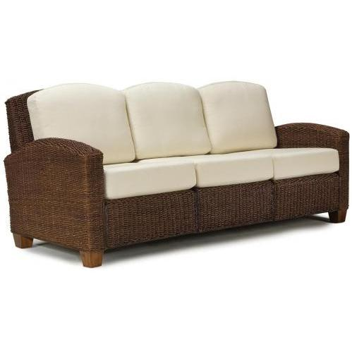 Home Styles Cabana Banana 3 Section Sofa - Cocoa - 5402-61