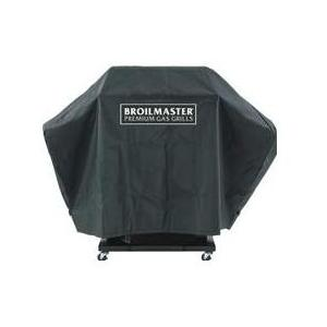 Broilmaster Full Length Premium Grill Cover For P, H, And R Series Grills On Cart Without Side Shelves