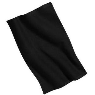 Port & Company Rally Towel - Black
