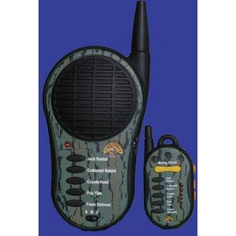 Cass Creek Game Calls Nomad Mx3 Predator Call With Transmitter