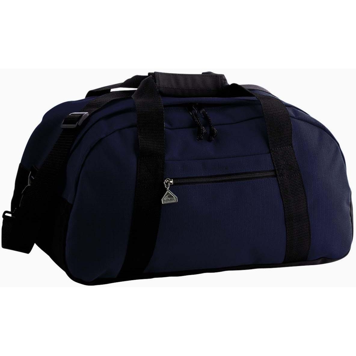 Augusta Ripstop Small Duffel Bag - Navy/Black