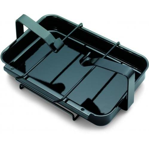Weber 7515 Replacement Catch Pan And Holder For Weber Gas Grills