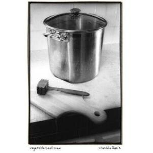 Vegetable Beef Stew Poster Print