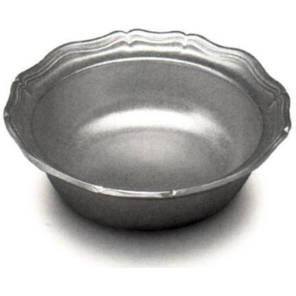 Wilton Armetale Country French Medium Round Bowl/Matte