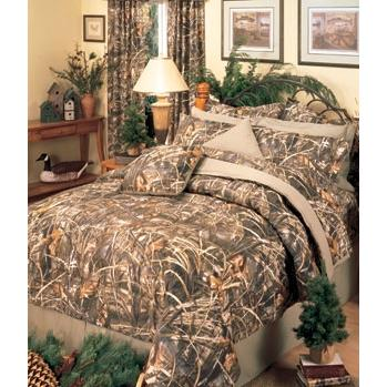 Realtree Max 4 Twin Sheet Set