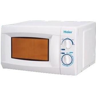 Haier MWM6600RW 0.6 Cu. Ft. 600 Watt Microwave Oven - White