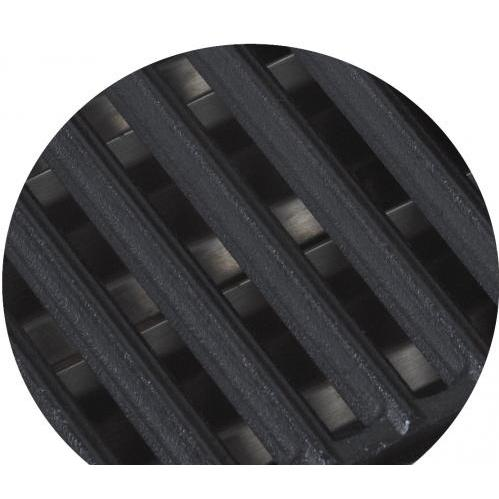 Broilmaster Porcelain Coated Cast Iron Cooking Grids For P4 Gas Grills (Set Of 3)