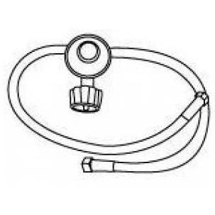 Propane Regulator For Side Burner 80034