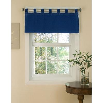 Karin Maki Window Valance - American Denim