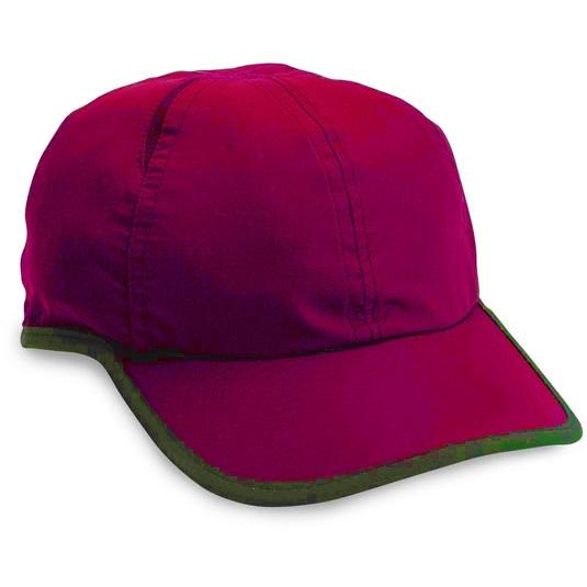 Cobra Caps Performance Quick-Dry Microfiber Cap - Red