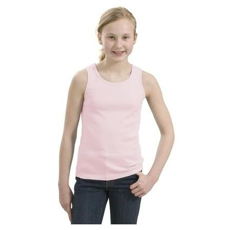 District - Girls Tank Top M - Pink 2470203
