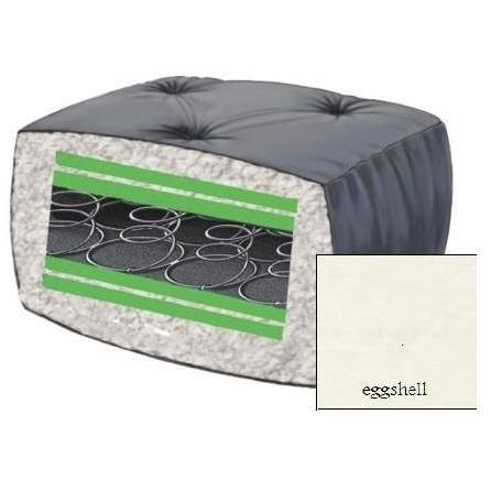 10 Inch Blazing Needles Innerspring Futon Mattress - Eggshell - DS-9651 - Eggshell