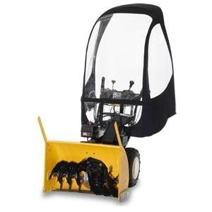 Classic Accessories Deluxe Snow Thrower Cab - Black