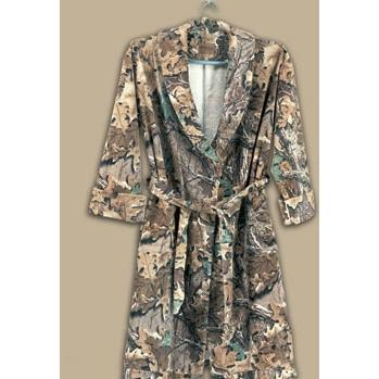 Realtree Advantage Bath Robe - L/XL