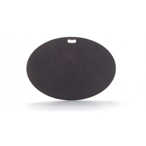 The Original Grill Pad - Oval, Black