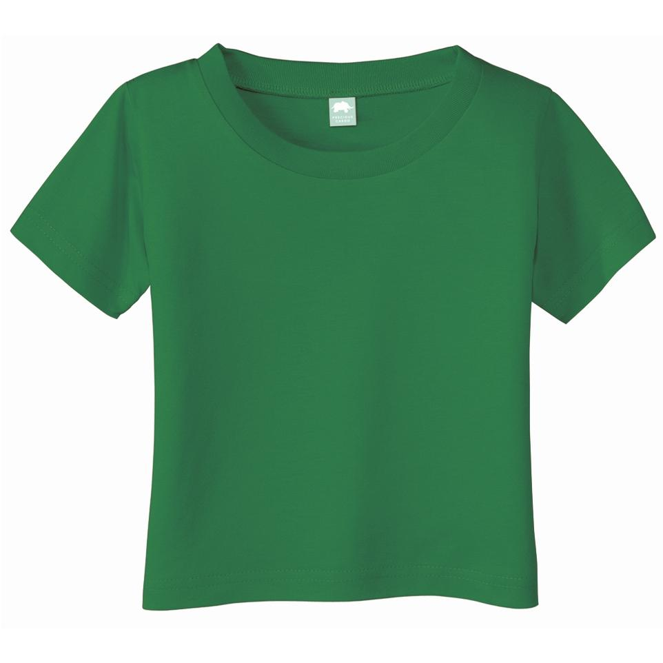 Precious Cargo Toddler Short Sleeve T-Shirt 4T - Kelly Green
