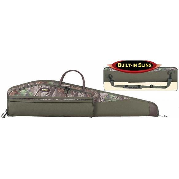 Allen Cases Gun Cases, 46 Inch Outfitter Shotgun/scope Case W/ Large Organizer Pockets, Hardwood Green