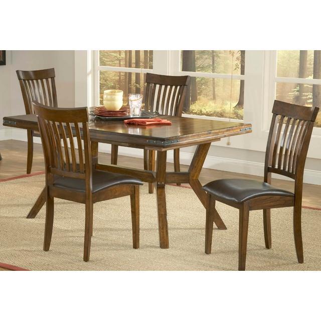 Hillsdale Arbor Hill Dining Set 5 Piece - 4232DTBC