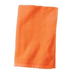Hyp Costa Verde Beach Towel - Deep Orange