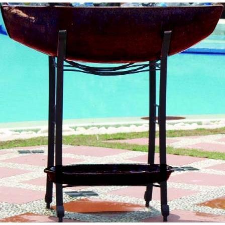 Alfresco Home Barca Beverage Cooler - Cognac