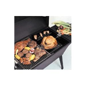 Cajun Grill BBQ Grill Rotisserie Kit - Small