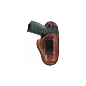 Bianchi 100 Professional Holster, Tan, Size 01, Left Hand