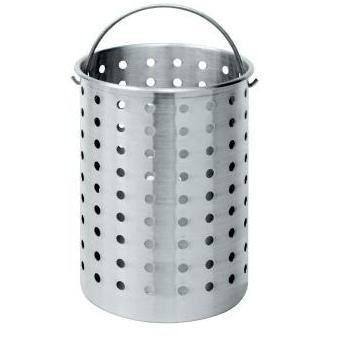 Bayou Classic 120 Quart Perforated Aluminum Turkey Deep Fryer Boil Basket