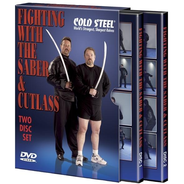 Cold Steel Training Dvd, Fight With Cutlass & Sabre