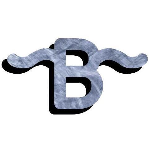 Texas Irons B Branding Iron